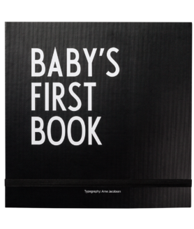 Design Letters babys first book sort