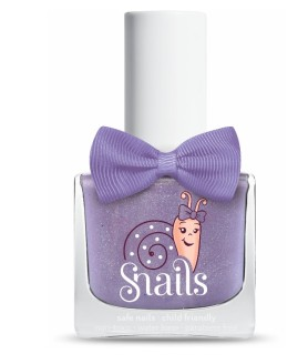 Snails neglelak purple comet