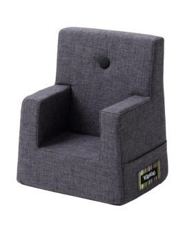 By KlipKlap kids chair blue grey m grey
