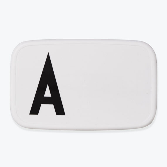 Design Letters ABC madkasse A-Z