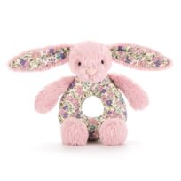 Jellycat bashful kanin rangle blossom tulip