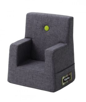 By KlipKlap kids chair blue grey m green