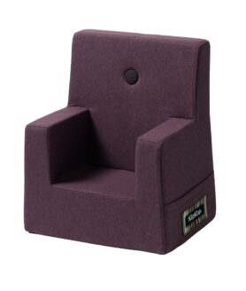 By KlipKlap kids chair plum w plum