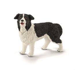 Schleich hund collie