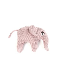 Smallstuff rangle elefant rosa
