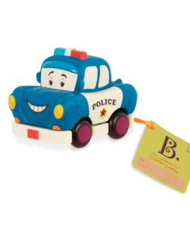 B. Toys Mini Wheeee-ls politibil