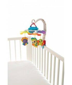 Playgro musical travel mobile