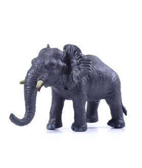 Green Rubber Toys elefant