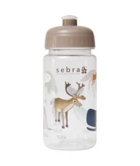 7004203 - Sebra drikkedunk artic animals 500 ml