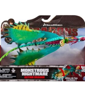 6019746-mon Dragon Action Monstrous Nightmare