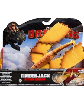 6019746-tim Dragon Action Timberjack