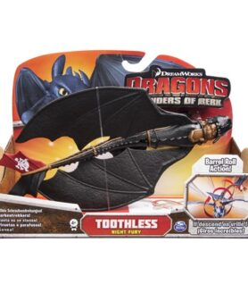 6019746-too Dragon Action Toothless rød hale
