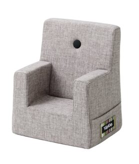 By KlipKlap kids chair multi grey w grey