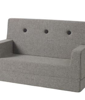 By KlipKlap sofa multi grey w grey