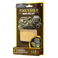 National geographic fool's gold mini dig kit