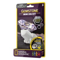 National geographic gemstone mini dig kit