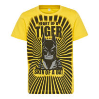LEGO t-shirt gul m batman