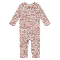 Soft Gallery limited Ben bodysuit cream owl mahogany