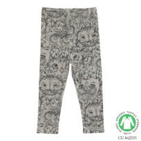 Soft Gallery leggings baby Paula owl drizzle