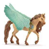 Schleich Decorated Pegasus stallion