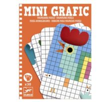 Djeco mini grafic pixels