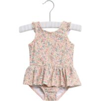 Wheat swimsuit Diddi m blomster