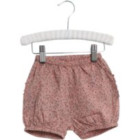 Nappy flæse shorts soft rouge