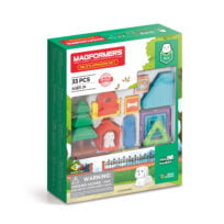 Magformers Milo´s Mansion Set 33 dele