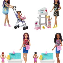 Barbie Skipper babysitter ass