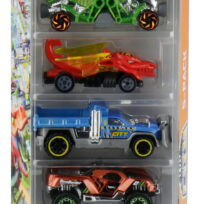 Hot Wheels 5-pack
