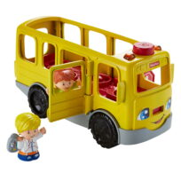 Fisher Price Little People skolebus