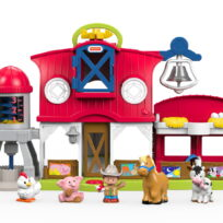 Fisher Price Little People bondegård m dyr