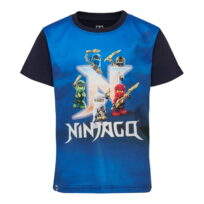 Ninjago t-shirt dark navy