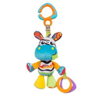 Playgro rangle Zoe zebra