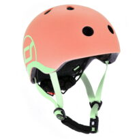 Scoot & Ride cykelhjem peach XXS-S