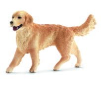Schleich Golden Retriever