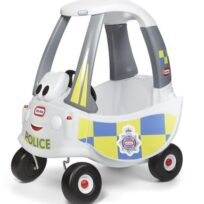 Little Tikes politi coupe gåbil