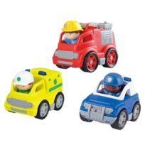 PLAY emergency squad combo-